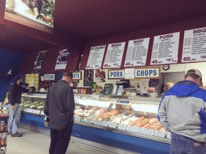 Butcher Shop Meats Royale on Overland